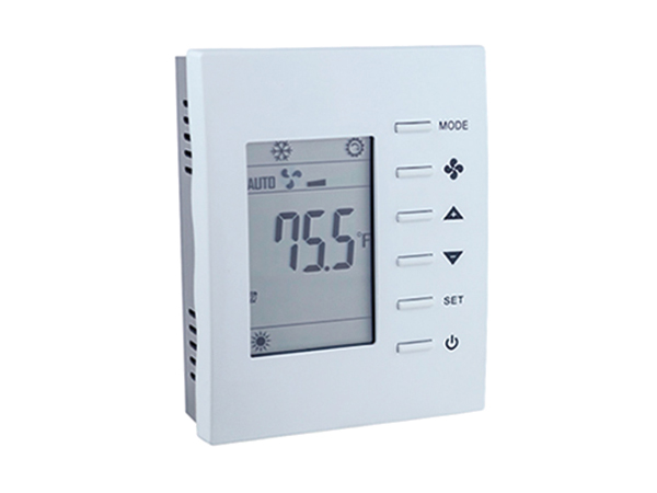 Productoverzichtpagina Thermostats