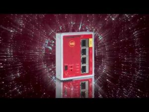 YouTube mbNETFIX – The industrial firewall for the automation professional
