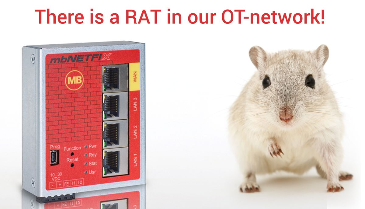 There is a RAT in our OT-network