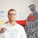 Alex Kamm met TPSSE certificering