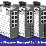 The Skorpion Managed Switch Series