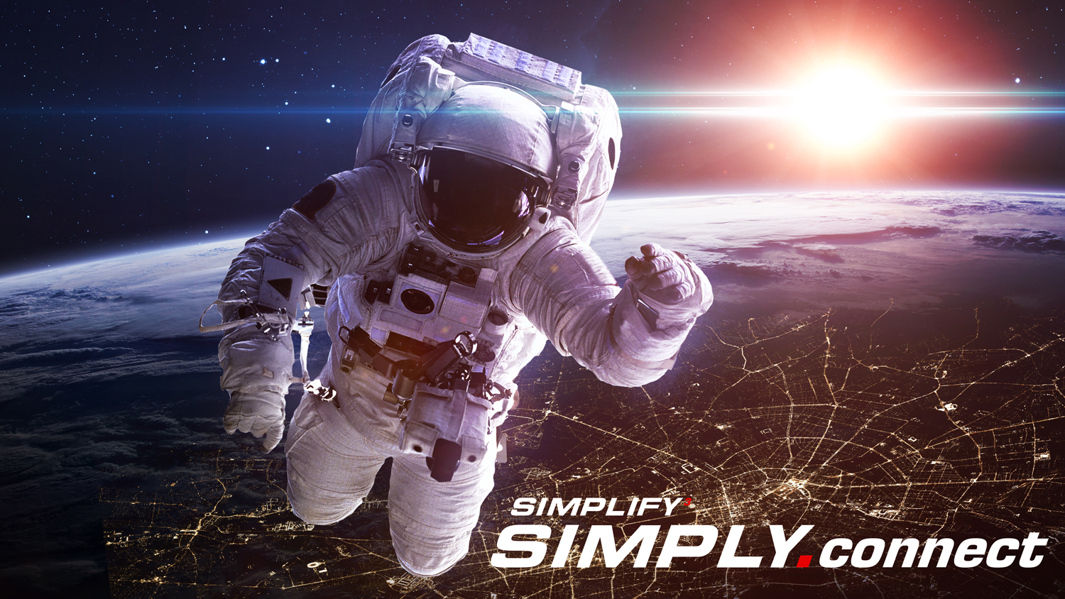 Simply.connect - Astronauts