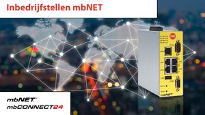 4S-video Inbedrijfstellen mbNET