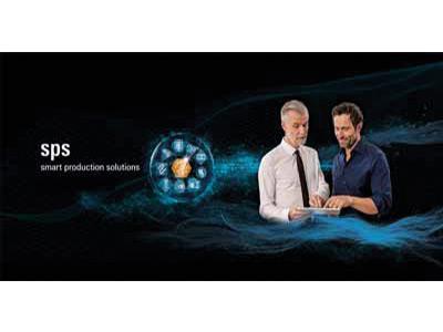 Logo beurs SPS Smart Production Solutions