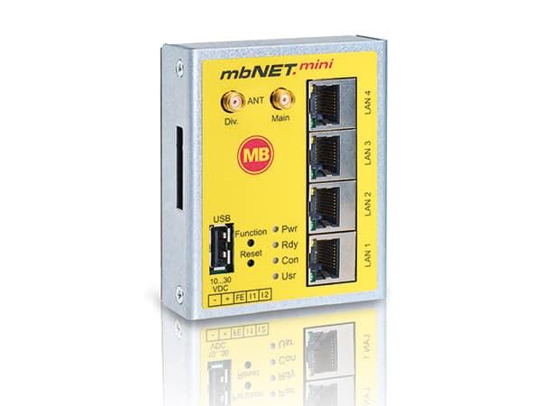 Productoverzicht mbNET.mini