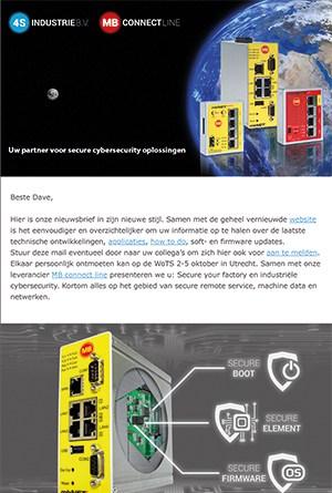 Nieuwsbrief 2018 09 - De nieuwe generatie in Remote Service