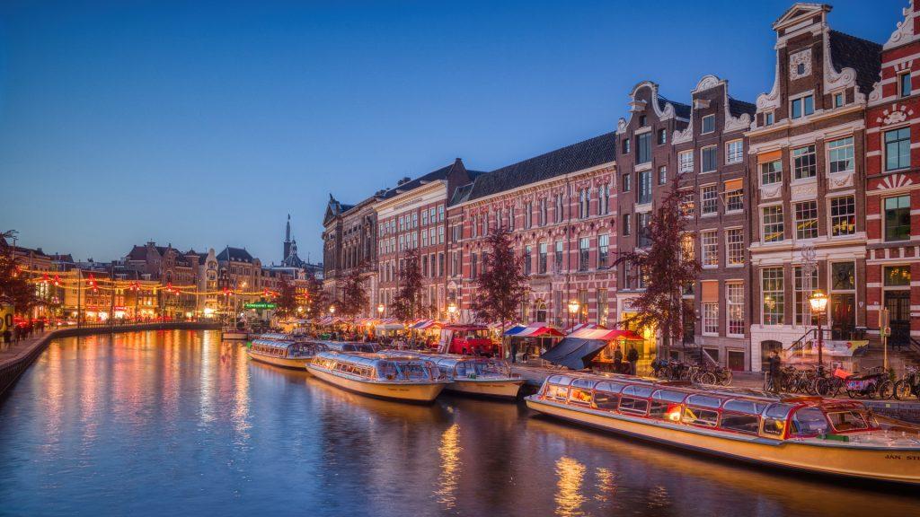 Gemeente Amsterdam grachten 2