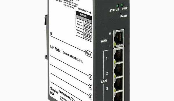 Gigabit Wired Bridge VPN Router nu beschikbaar
